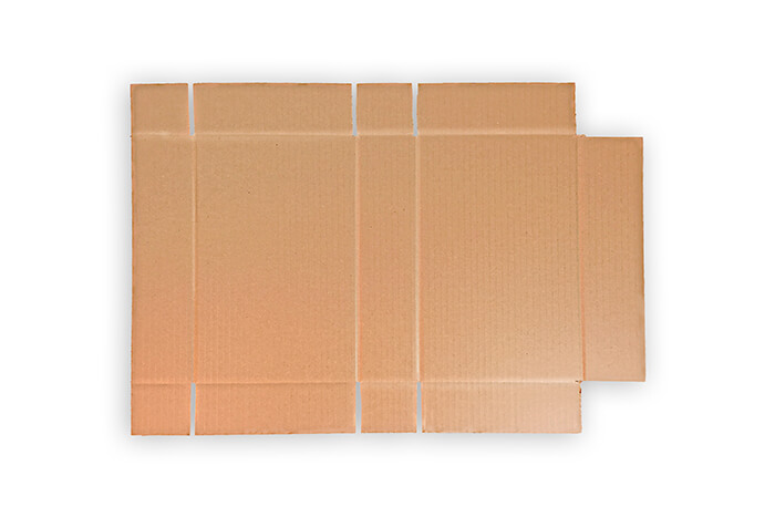 5-Panel Wrap Box