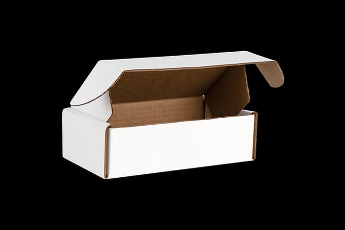 Outside Winglock Die-cut Box with Inner Flaps