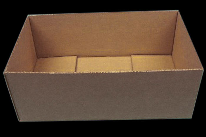 Half-Slotted Carton Box